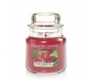 مرطبان شمع Pink Hibiscus 104غرام YANKEE