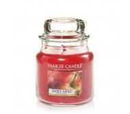 مرطبان شمع Sweet Apple 104غرام YANKEE